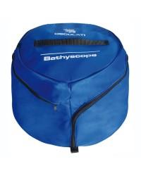 Housse de rangement matelassée pour bathyscope - rangement feux et piles inclu