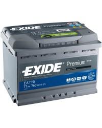 Batterie Premium 100 Ah
