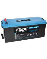 Batterie Exide AGM 240 Ah