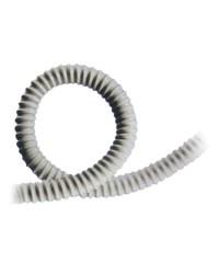 Gaine Cavoflex PVC grise pour cable electrique