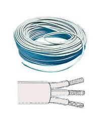 Câble électrique tripolaire 220V 4 mm