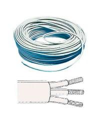 Câble électrique tripolaire 3 x 2.5 mm²