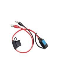 Câble avec œillets 6 mm (batterie moto)