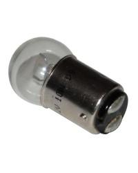 Ampoule bipolaire à baïonnette petit globe 12V 10W