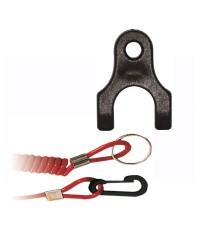 Clé coupe-circuit pour moteurs Tohatsu
