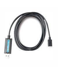 Interface VE direct USB pour connexion à l'ordinateur (pour 14.268.00)