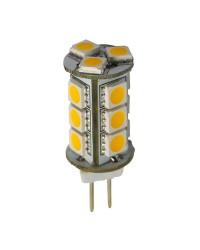 Ampoule LED SMD culot G4 pour spots 2,4 W