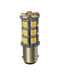 Ampoule LED SMD culot BA15D pour spots 3,2W