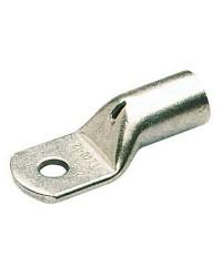 Cosse cuivre étamé - câble 6 mm² trou 5.3 mm