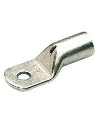 Cosse cuivre étamé - câble 10 mm² trou 6.4 mm