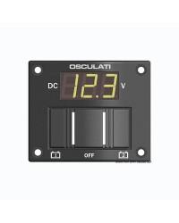 Tableau électrique Elite numérique - étanche IP56 - 75 x 60