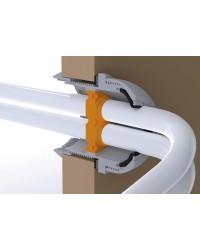 Presse-étoupe SCANSTRUT - 4 câbles Ø 7 à 15 mm - Ø 71 mm