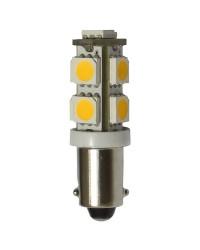 Ampoule à LED pour feux de navigation culot BA9S 34mm