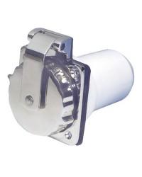 Prise inox 50 Amp 220V