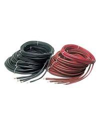 Câble de batterie - 50 mm² noir