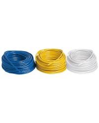 Câble électrique spécial eau de mer 3 x 2.5 mm² blanc