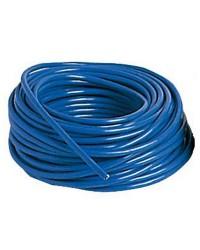 Câble électrique spécial eau de mer 3 x 6 mm² bleu
