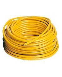 Câble électrique spécial eau de mer 3 x 10 mm² jaune