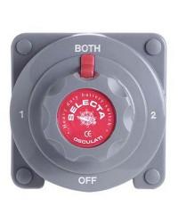 Coupleur sélecteur de batterie Selecta - 175A