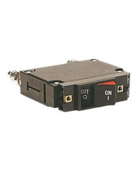 Interrupteur Airpax 15A-led rouge vertical