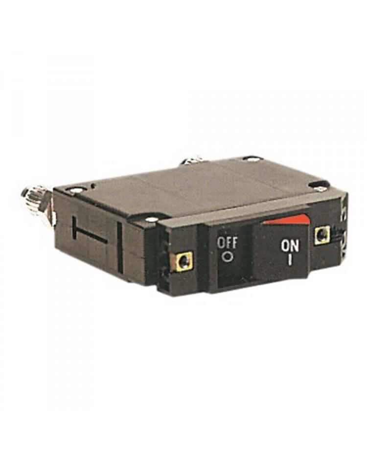 Interrupteur Airpax 10A-led rouge horizontal