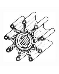 Roue pompe refroidissement eau Mercruiser D183/254