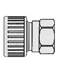 Raccord 3/8'' Hydrofix fem/fem 15mm