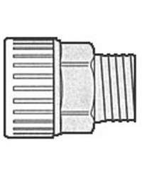 Raccord 3/4'' Hydrofix fem/mâle 22mm