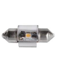 Ampoule LED pour feu blanc ou vert compact 12