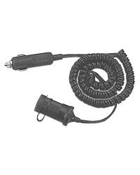 Câble rallonge spiralé m/f allume cigare
