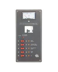 Tableau pour courant alternatif 220V 5 disjoncteurs Airpax