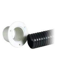 Tuyau PVC flexible pour aspirateur - le mètre