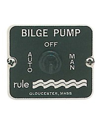 Interrupteur Rule pompe de cale