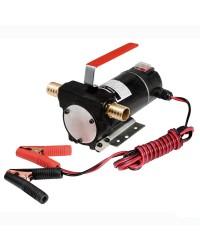Pompe fixe / portable pour transvasement gasoil 24V