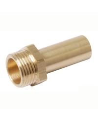 Raccord cylindre - mâle 3/8