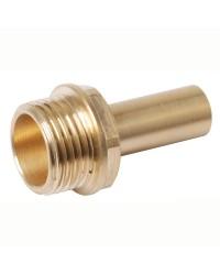 Raccord cylindre - mâle 1/2'