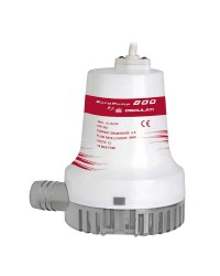 Pompe de cale centrifuge 800 - 3030 l/h - 12V