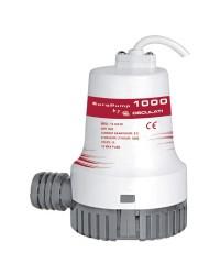 Pompe de cale centrifuge 1000 - 3840 l/h - 24V