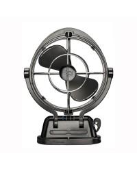 Ventilateur CAFRAMO modèle Sirocco II 12/24 V - noir