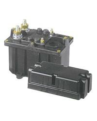 Coupe-batterie/télérupteur mécanique 12V