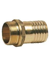 Embout mâle laiton - 25 mm - 1/2''