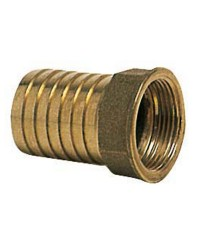 Embout femelle laiton - 12 mm - 3/8''