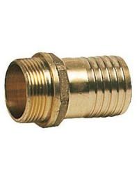 Embout mâle laiton - 35 mm - 1'1/4