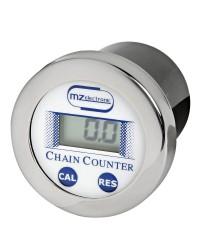 Compteur-chaine MZ ELECTRONIC à encastrer