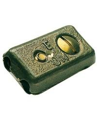 Serre câble laiton - ø3.5 à 5.5 mm