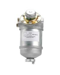 Filtre décanteur diesel + pompe manuelle