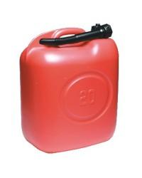 Jerrican réservoir plastique 10 litres