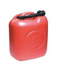 Jerrican réservoir plastique 20 litres