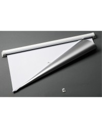 Rideaux occultant blanc 500x600