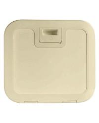 Trappe d'inspection Flush en Luran Push Pull 405x375 crème